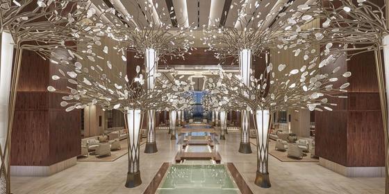 This New Dubai Hotel Is Total Insta-goals