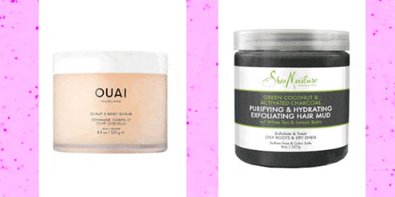 If You Want Killer-Looking Hair Use These Scalp Scrubs