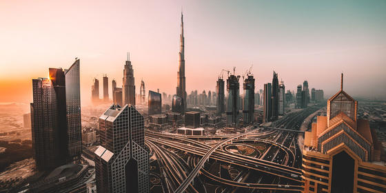 Dubai Was Just Ranked On The List Of World's Most Fashionable Cities