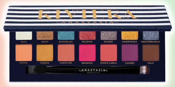 Make Way For The New Anastasia Beverly Hills Riviera Palette
