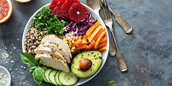 This Is Why You're Not Losing Weight On A Healthy Diet