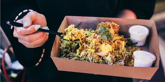Down Tools, We're Heading To This Quirky Street-Food Fair