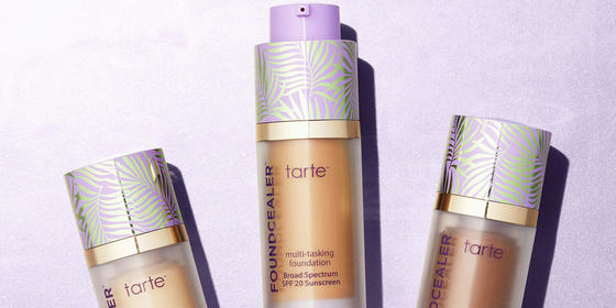 Tarte's New Foundcealer Promises To Be Your 'Complexion Solution'