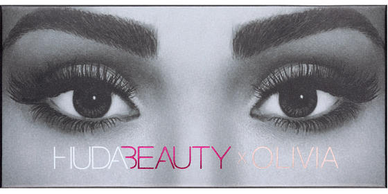 Huda Beauty Just Collaborated With Olivia Culpo To Bring Us False Lashes