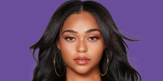 Jordyn Woods Is Launching Her Own Set Of False Lashes Today