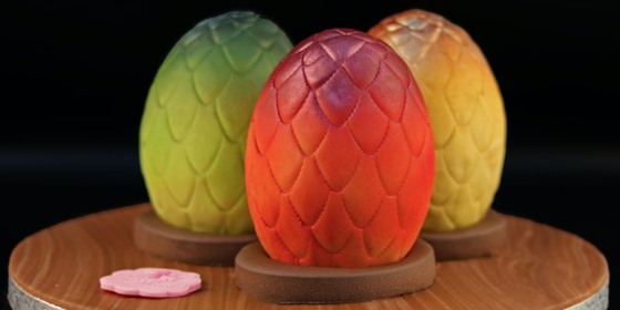 You Can Now Order Game Of Thrones Chocolate Dragon Eggs From Deliveroo