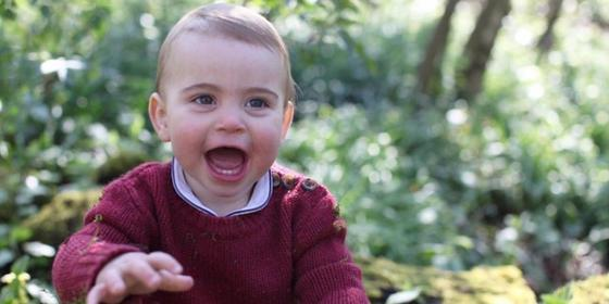 Kate Middleton And Prince William Just Released Prince Louis' First Birthday Pics!