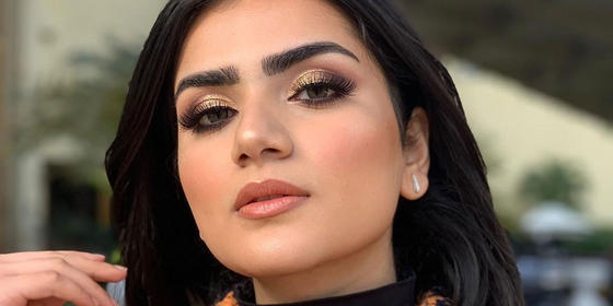Inside Best In Beauty Influencer Winner Manal Mansoor's 6thStreet.com #BoxForACause