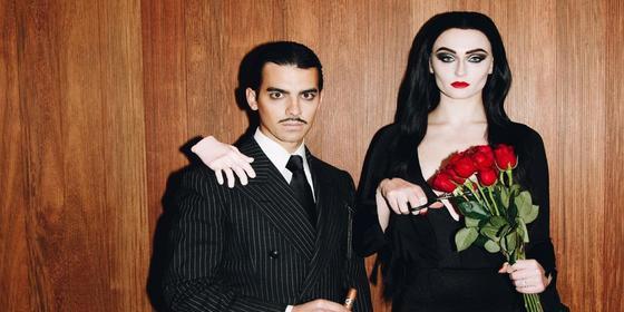 Umm, Why Did Joe Jonas And Sophie Turner Dress Up As Bananas