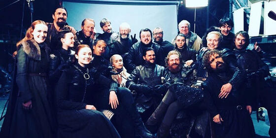 Sob, Sophie Turner Posts An Emotional Instagram Post Following GOT Finale