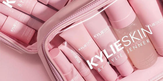 Kylie Jenner's Skincare Line Launch Party Was 100 Per Cent Pink