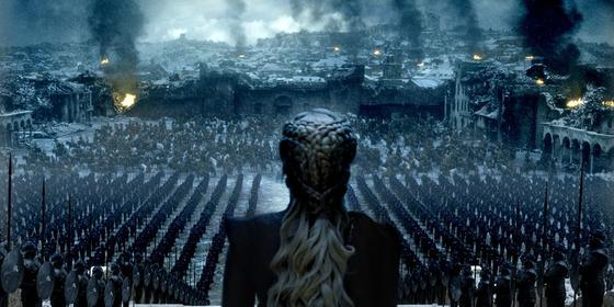 Why Game Of Thrones' Final Scene Played Out The Way It Did