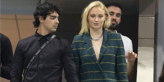 Excuse Me? Sophie Turner And Joe Jonas Once Broke Up For 24 Hours