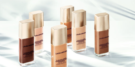 Laura Mercier's New Radiance Foundation Is Dropping In Kuwait And The KSA This Month