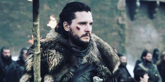 Behold! Game Of Thrones Star Kit Harrington Has A Secret Beauty Talent!