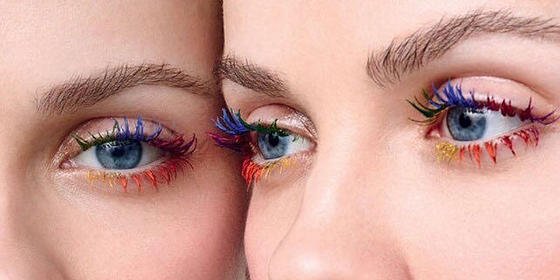 Rainbow Eyes: The Beauty Look To Rock This Summer