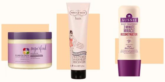 A Ranking Of The 8 Best Hair Masks For Rescuing Straw-Like Strands