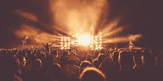 Guys, There's A Free Music Festival In Dubai