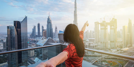 The Ultimate Dubai Girl's Guide To Surviving Love
