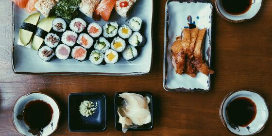You Should Celebrate International Sushi Day At These DXB Hotspots