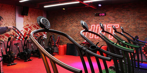 A New Dubai Fitness Studio Promises No Workout Is Ever The Same