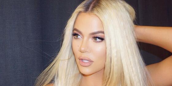 Khloé Kardashian Fans Are Calling Her Out for Looking Legit Unrecognizable in Another Pic