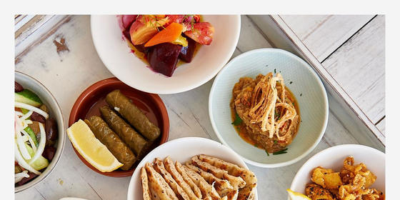 5 Greek Restaurants Worth Visiting In Dubai