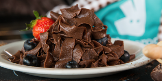 YAAS: Chocolate Pasta Is A Thing And You Can Order It In Dubai For Intl Chocolate Day!