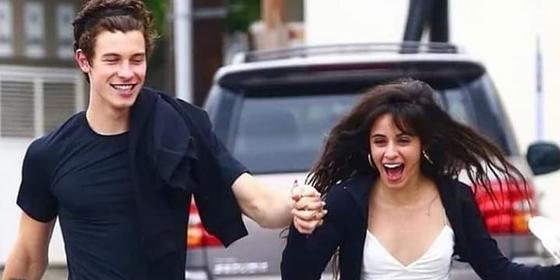 SPOTTED: Camila And Shawn Have Been Videoed And The PDA Is All Kinds Of Realness
