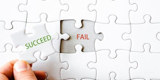 How To Fail Successfully!