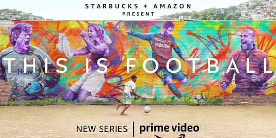 Guys, Starbucks And Amazon Prime Are Collabing To Bring You The Football Documentary Of Your Dreams