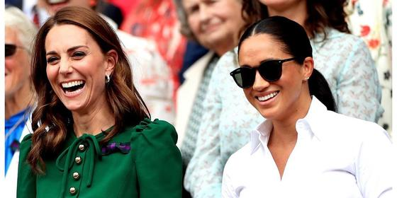 Yup, Kate Middleton Isn't Invited to Meghan Markle's Birthday Party
