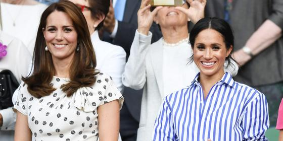 There Is Now A University Course Dedicated To Kate And Meghan's Royal Wardrobes