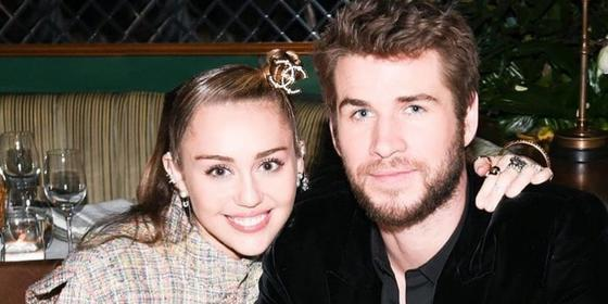 Er, Miley Cyrus Was Apparently Super Fed Up With Liam Hemsworth's Partying Habits