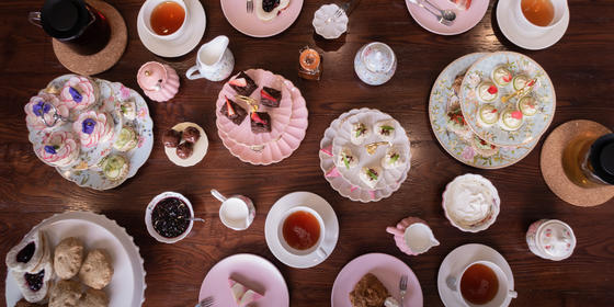 YAS! There's A Vegan Afternoon Tea Place In Dubai That You Need To Check Out