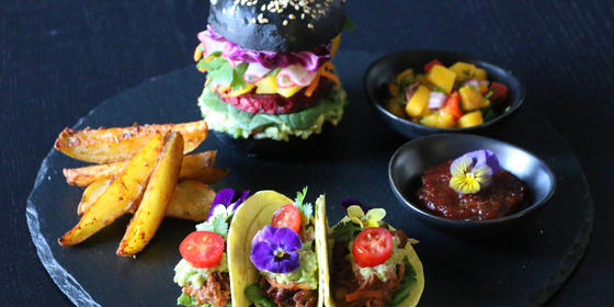 On A Diet But Food Is Life?Check Out This Healthy Vegan Junk Food Place