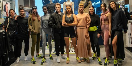 Reebok x Victoria Beckham Collection Launches In The Middle East