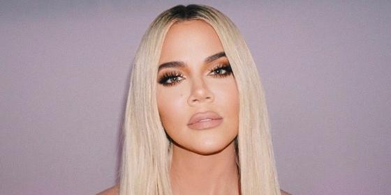 Haters Say Khloé  Kardashian Has 'Nasty' And Overdone Lips In New Snap