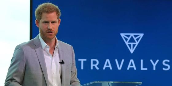 Prince Harry Just Addressed Criticism Of Him And Meghan Markle Flying By Private Jet