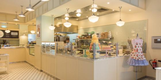 Check Out the World's Biggest Magnolia Bakery In Abu Dhabi
