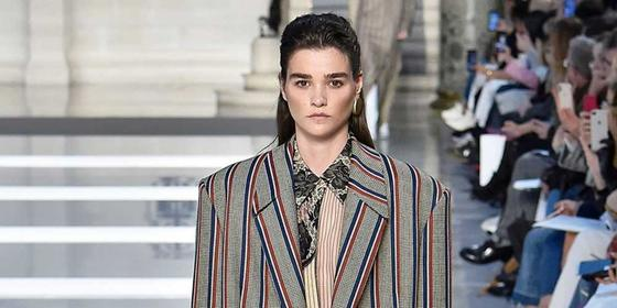 Fall Trend Alert: It's All About Checks
