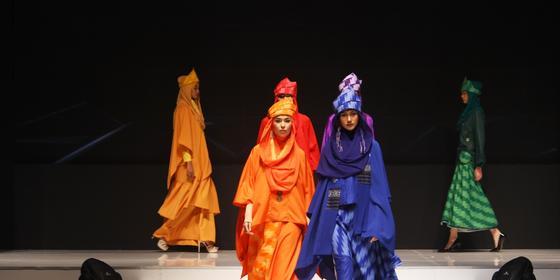 Arab Designers Showcase Their Collection At London Fashion Week