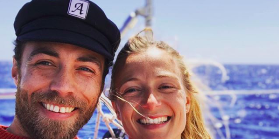 Kate Middleton's Brother James Just Got Engaged to Girlfriend Alizee Thevenet