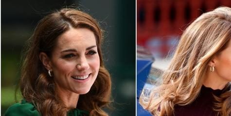 Looks Like Kate Middleton Dyed Her Hair Blonde for Fall Y'all
