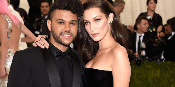 Uh, So Now It Looks Like Maybe Bella Hadid and The Weeknd Aren't Back Together??