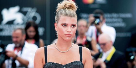 Sofia Richie's Taking A Stand For The Planet With Her #OOTD
