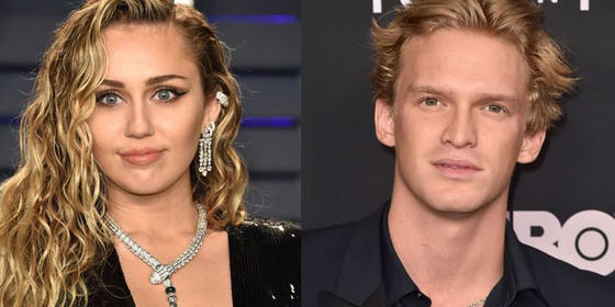 "Cody Simpson Just Said That His Relationship With Miley Cyrus Isn't A ""Sudden Thing"""