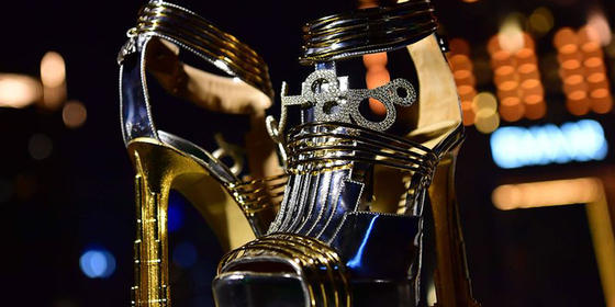 The Most Expensive Shoes EVER Were Showcased In Dubai