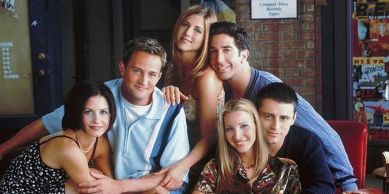 You Can Now Watch Your Fave Episodes Of F.R.I.E.N.D.S At VOX Cinemas!