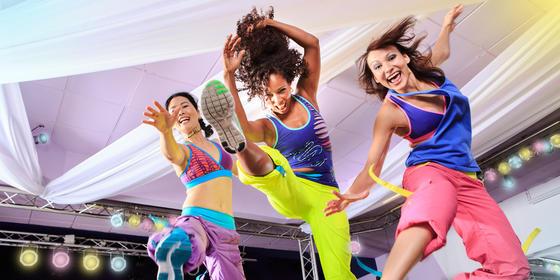 London's Fitness Blastoff is heading to Dubai